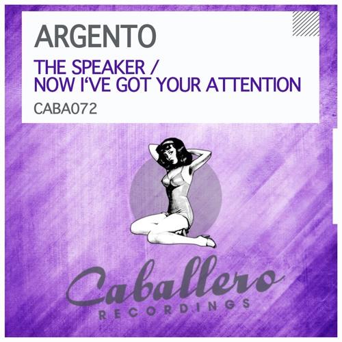 Argento – The Speaker (Dirty Secretz Remix)