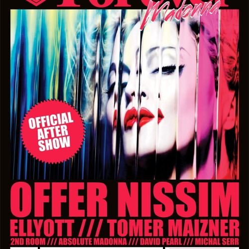 Offer Nissim MDNA Live Show DJ Set