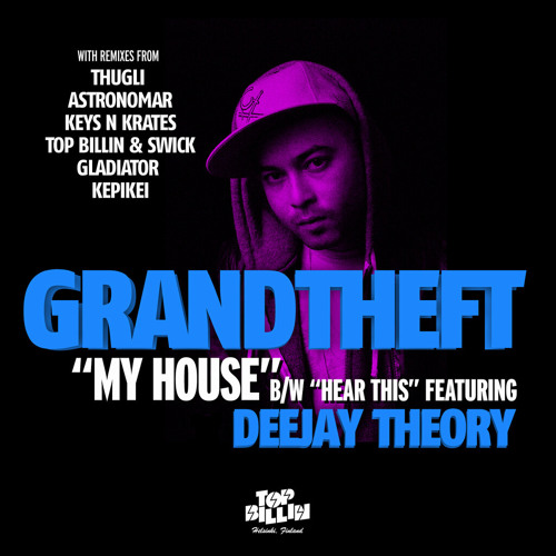 TRAP | Grandtheft | My House (Thugli Remix)