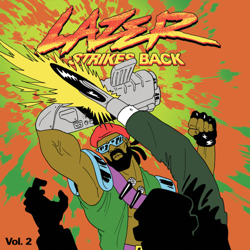 Major Lazer - LAZER STRIKES BACK Vol. 2 (Remix Set). Copyright of this picture by Major Lazer. If there a any copyright infringement, just contact me. Give thanks!