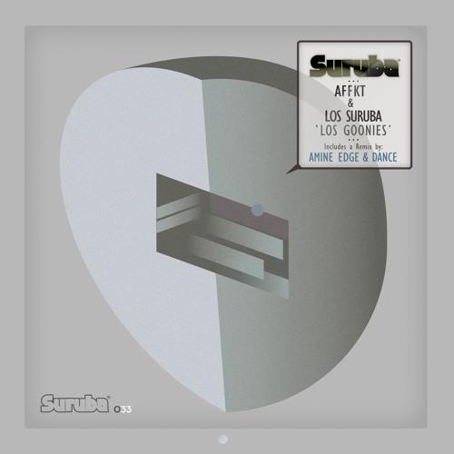AFFKT & Los Suruba   Los Goonies EP
