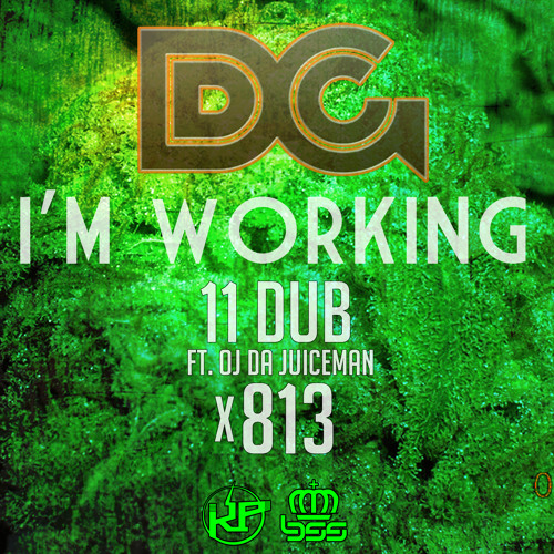 MASHUP | 11 Dub ft. OJ Da Juiceman x 813 - I'm Working (Danny Grooves Mashup)
