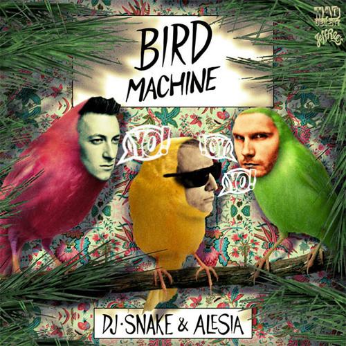 DJ Snake X Durante - Bird Machine (100-124 nickedmondsyo tranny)