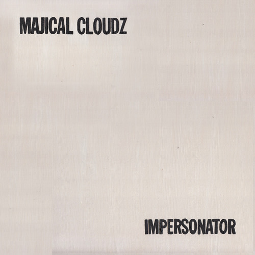 Majical Cloudz - Impersonator cover