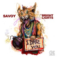 Listen to a new electro song I Dare You (Original Mix) - SAVOY and Bright Lights