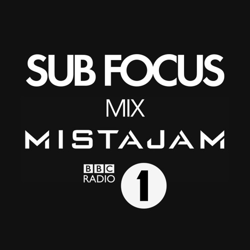 Sub Focus MistaJam Mix  May 2013- Mix of The Week