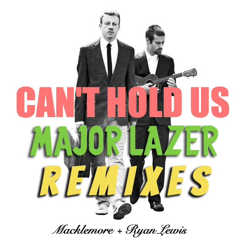 SOCA | Macklemore & Ryan Lewis vs Major Lazer - Can't Hold Us Remix (ft Swappi and 1st Klase)