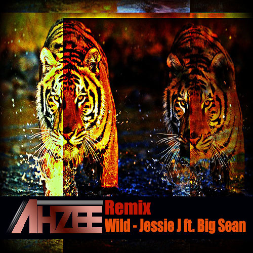 Wild - Jessie J. feat. Big Sean (Ahzee Remix)