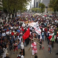 EXTENSIVE INTERVIEW W/JOHN ACKERMAN ON PROTEST AND REFORM IN MEXICO