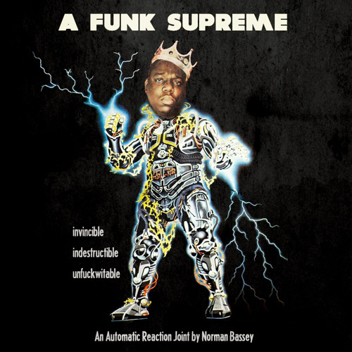 Norman Bassey - A Funk Supreme