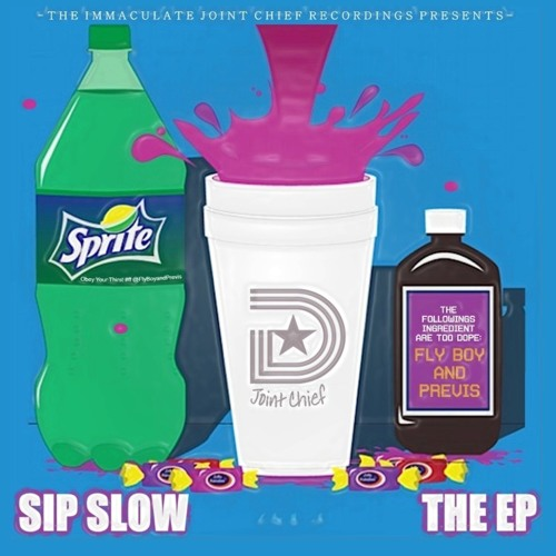 Sip Slow - Fly Boy and Previs