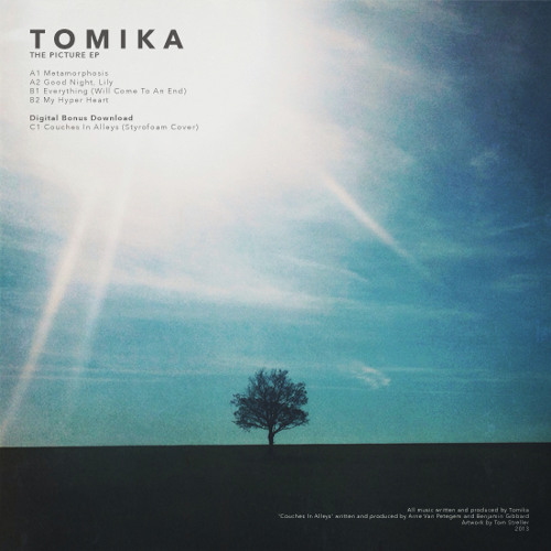 TOMIKA - EVERYTHING (WILL COME TO AN END)