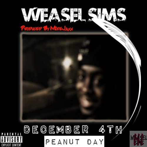 Weasel Sims- December 4th (Peanut Day)