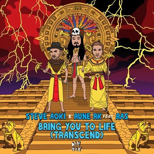 Steve Aoki & Rune RK - Transcend (Revero Bootleg)