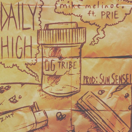 Daily High Ft. Prie Produced By Sun Sensei