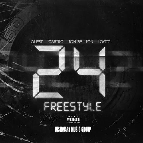 24 Freestyle Ft. QuESt, Castro, Jon Bellion & Logic (Prod. By 6ix)