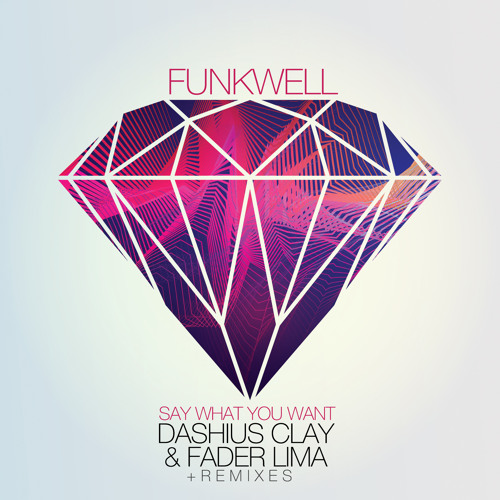 Funkwell feat. Dashius Clay & Fader Lima - Say What You Want (Discotek Remix)