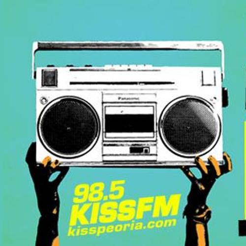 DJ Brainstorm, Peoria, KISS FM