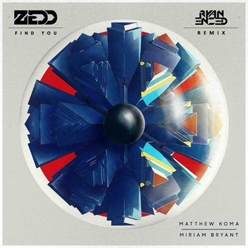 Zedd - Find You (Ryan Enzed Electro Remix)