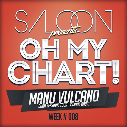 Manu Vulcano - Oh My Chart! Week #008 - Saloon Music