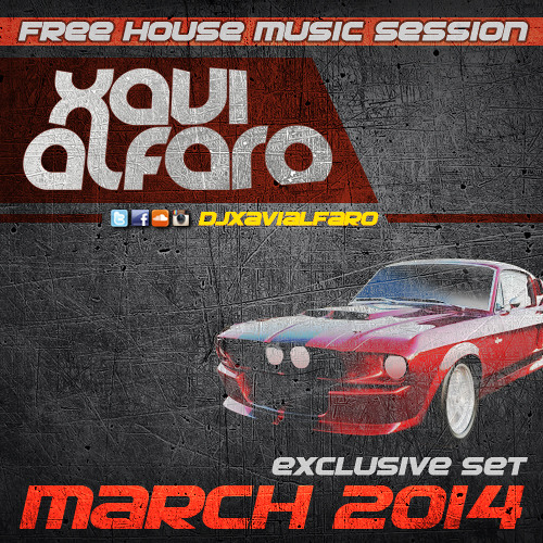 XAVI ALFARO SESSION 03-2014 MARCH - FREE DOWNLOAD
