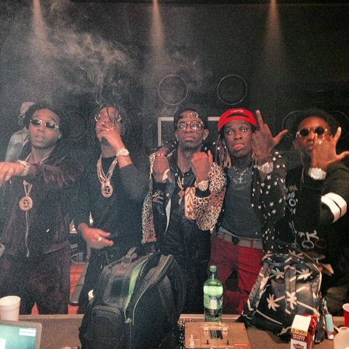 Migos x Young Thug - Freestyle