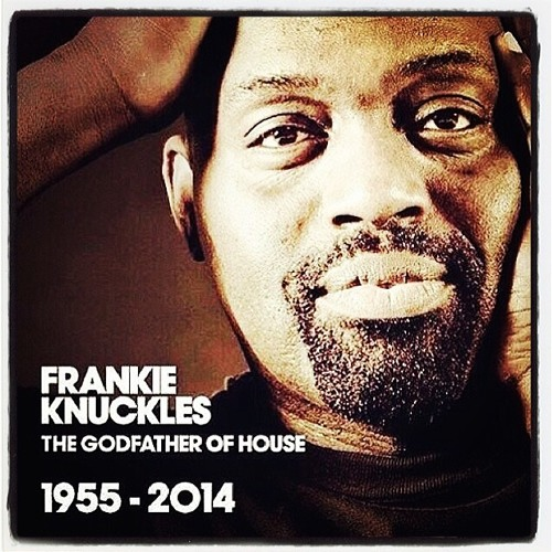 RIP Frankie Knuckles Tribute Mixtape