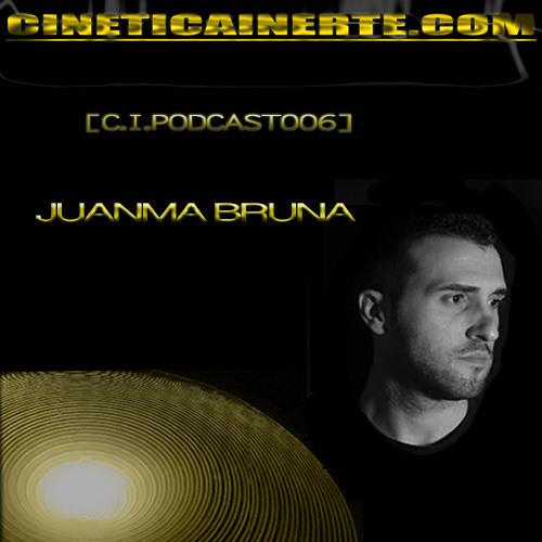 C.I.PODCAST006 - Juanma Bruna