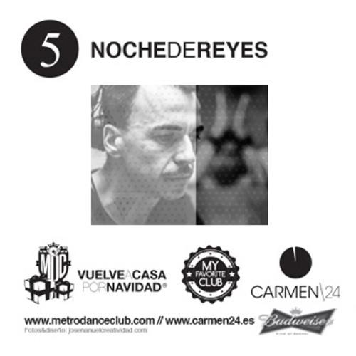Nhitto @ Metro Dance Club / Noche De Reyes 05/01/2014
