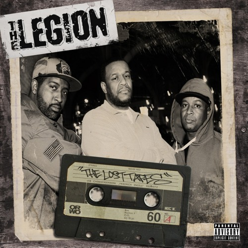 """The Legion """"Stereo (Confidence Remix)"""""""
