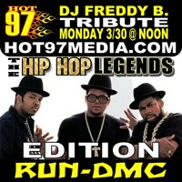 RUN DMC TRIBTE MIX BY DJFREDDYB