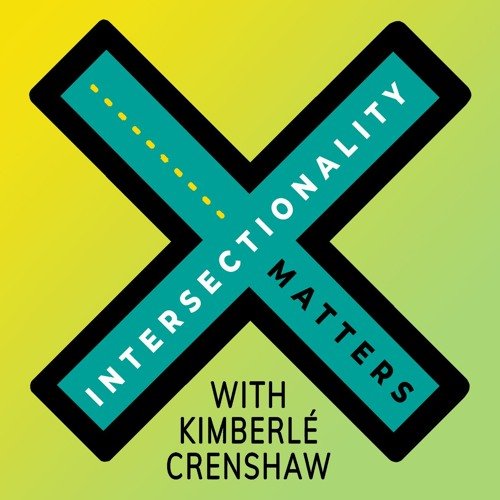 Podcast title Intersectionality Matters!